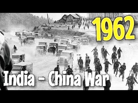 INDIA CHINA WAR 1962 - Documentry - भारत चीन युद्ध 1962