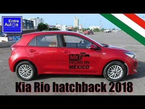 Prueba Kia Rio hatchback versión LX estándar