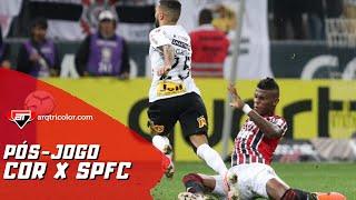 Pós Jogo: SCCP 1x 0 São Paulo - Brasileiro 2019