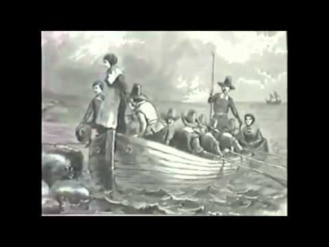 WHY WAS 'CHRISTMAS BANNED IN AMERICA' UNTIL 1820 - YouTube