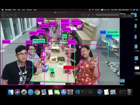 Xây dựng ứng dụng xử lý ảnh – object detection cơ bản với YOLO Darknet