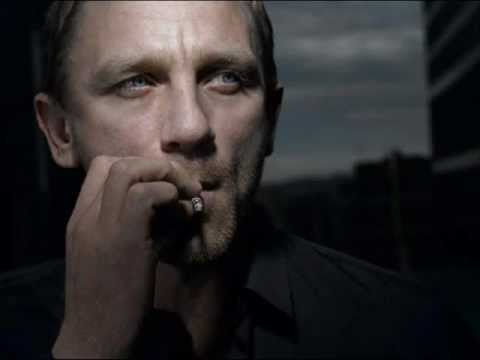 Lieblings james bond daniel craig smoking - YouTube @MD_21