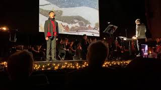Walking in the Air by James Naibaho with Golden State Pop Orchestra conducted by Steven Allen Fox