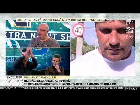 Misterul biletului de un milion de dolari! Stelian Ogică, escroc sau victimă?