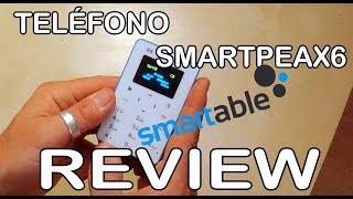 TELÉFONO SMARTPEAX6/ REVIEW - PABLO CASTILLO (NEORIDER)