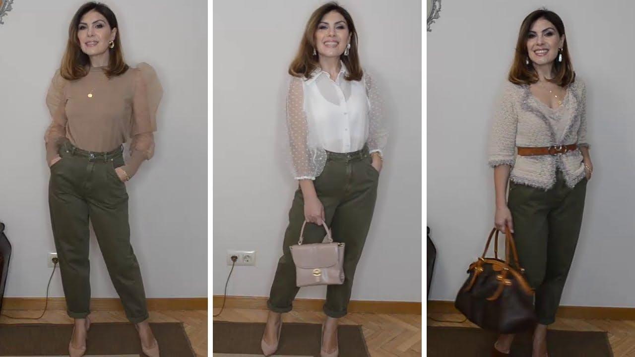 5 Formas De Vestir Un Slouchy Jeans