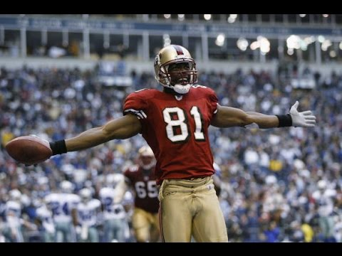 9dc03026bc8 The 10 Greatest Wide Receivers Ever - YouTube
