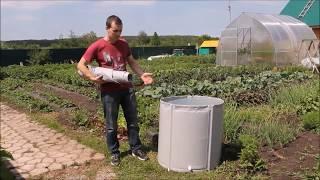 Видео-обзор ёмкости для воды из ПВХ, компании EKUD