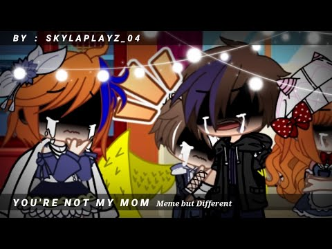 """Download You're Not My Mom Meme but Different    Part 2 of """"Evil Side"""""""