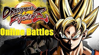 Dragon Ball FighterZ (Nintendo Switch) - Online Battles 8