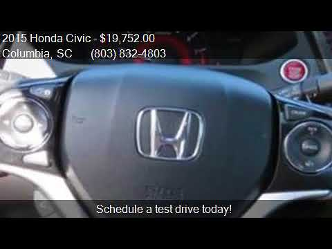 2015 Honda Civic  for sale in Columbia, SC 29212 at LOVE CHE