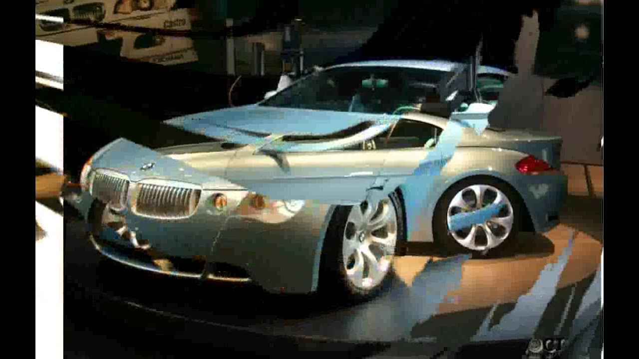 2001 Bmw Z9 Gran Turismo Convertible Features and Review - YouTube