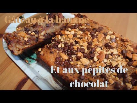gâteau-à-la-banane-et-aux-pépites-de-chocolats-sans-oeufs-et-sans-beurre-[-recette-healthy]