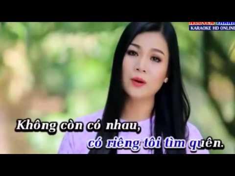 Karaoke Tam Su Doi Toi (moi Nu CaSi - tong thap)