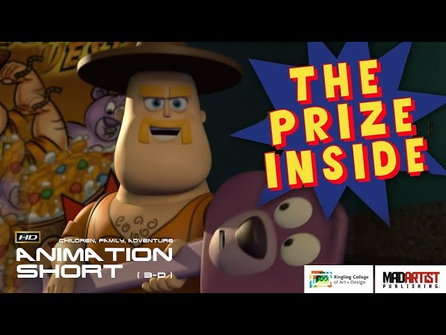 CGI shorts The prize inside