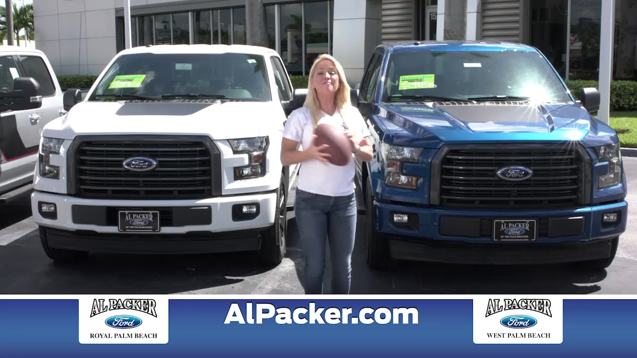 Ford West Palm Beach >> Football Party At Al Packer Ford West Palm Beach