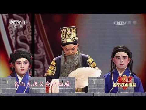 [2017春节戏曲晚会]京剧《空城计》 表演:王佩瑜(精编版) | CCTV春晚