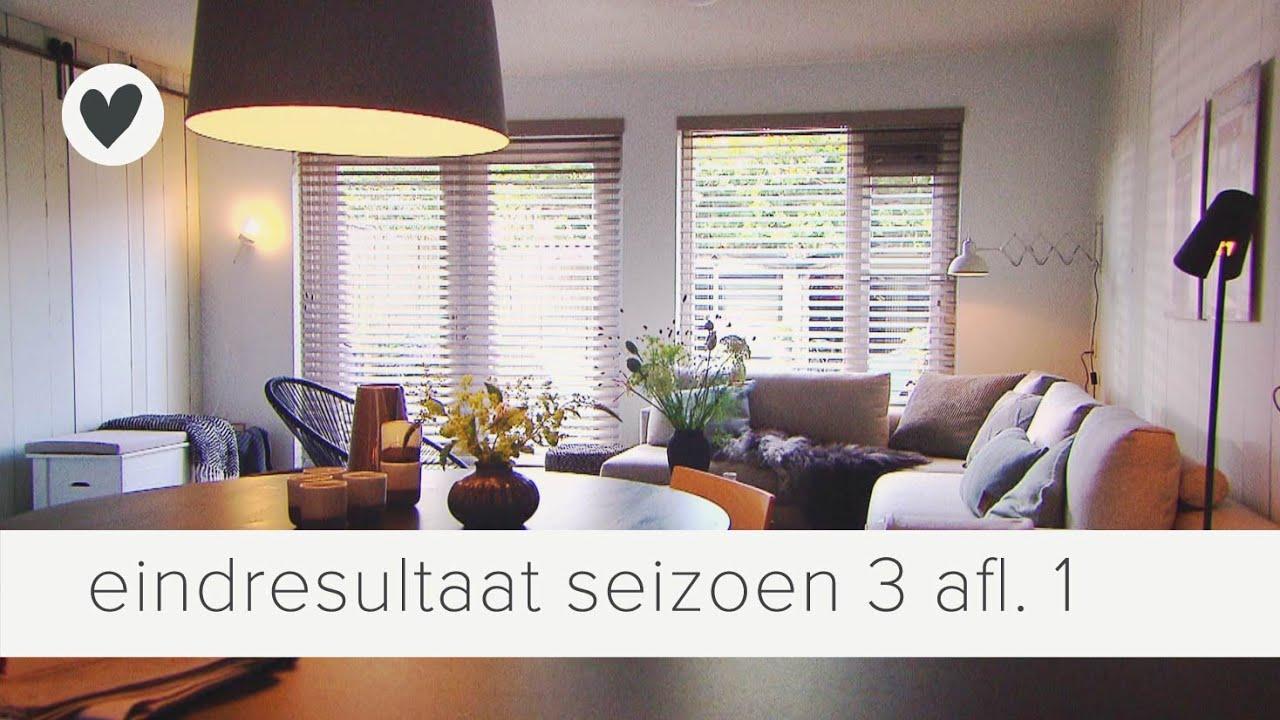 eindresultaat afl. 1 | vtwonen | weer verliefd op je huis S03 - YouTube