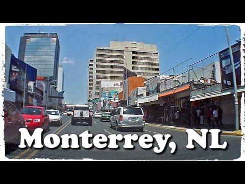 Monterrey, Nuevo León,  Avenida Juárez