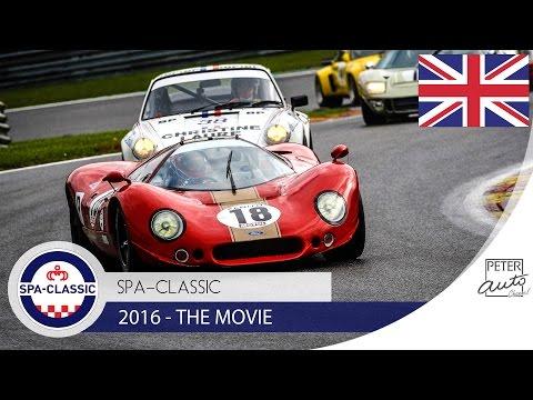 Spa-Classic 2016 - Classic Historic Racing