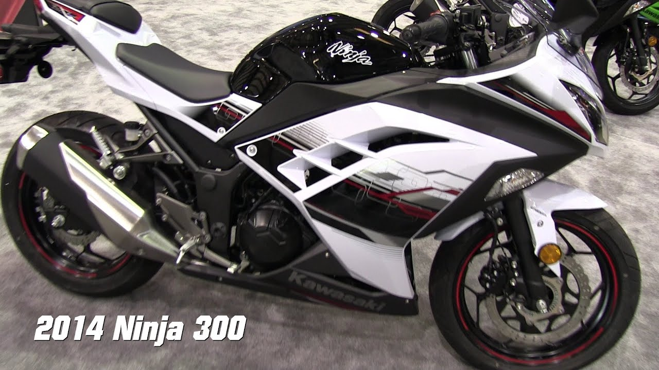 2014 Kawasaki NINJA 300 Walk Around Video + Jamming Time :-)