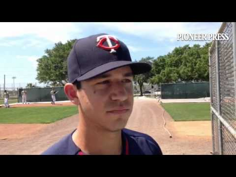 Video: Tommy Milone after retiring final 11 batters he faced in 4-inning back-field stint for #MNTwi