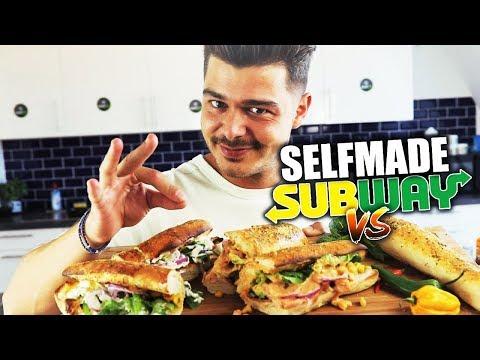 Selfmade VS Subway