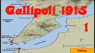 Medieval 2 total war Gallipoli 1915 mod #1