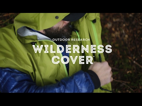 Outdoor Research Wilderness Cover