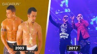La increíble evolución musical de Wisin y Yandel