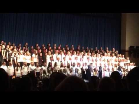 Juab High School Choir