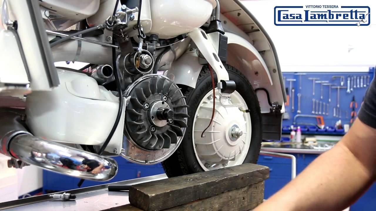 """Schema Elettrico Lambretta J50 : Casa lambretta """"casatronic istruzioni per il montaggio"""