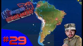 A GRANDE CAMPANHA PELO SUL - GEOPOLITICAL SIMULATOR 4 #29 - (Gameplay/PC/PT-BR)