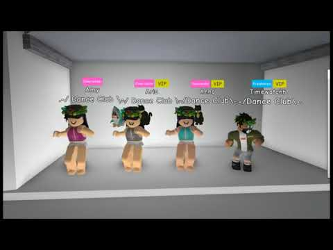 Waiting For Love | Dance Video | Roblox