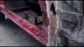 кузовной ремонт ФОРД(сварка кузова)(, 2015-12-23T19:19:01.000Z)
