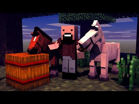 Notch Plays Minecraft FullGameplay EP:2