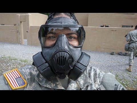 Gas Chamber 2016 | Us Army | Vlog