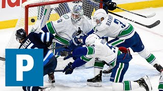 Alex Edler on Canucks 5-0 loss to the Winnipeg Jets | The Province