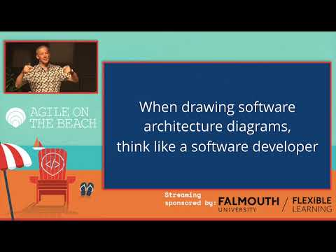 Visualising Software Architecture With The C4 Model - Simon Brown, Agile On The Beach 2019