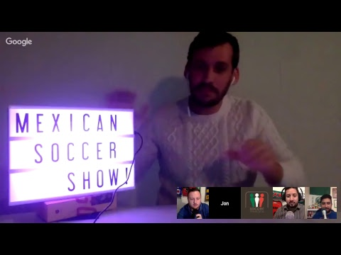 The Mexican Soccer Show:  Mexican's Abroad are on Fire