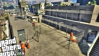 High Security Death Row Prison