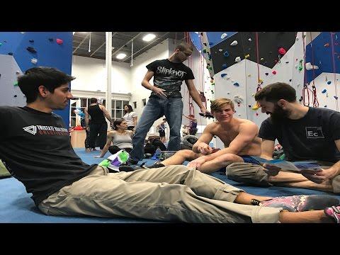 CLIMBING TRIP [GRAVITY VAULT MELVILLE] Long Island Climbers