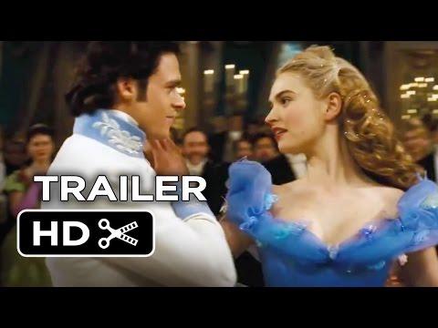 Cinderella    Midnight Changes Everything 2015  Helena Bonham Carter Movie HD
