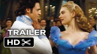 Cinderella Official Trailer - Midnight Changes Everything (2015) - Helena Bonham Carter Movie HD