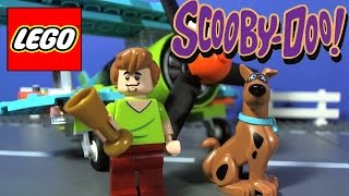 LEGO Scooby-Doo Mystery Plane Adventures 75901