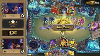 [Hearthstone]Thijs vs Ant - SeatStory Cup VIII Stage 2 Group A Initial Match