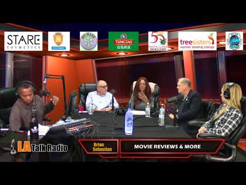 Movie Reviews and More with Brian Sebastian On the Radio # 19 Nov 14th 2017.