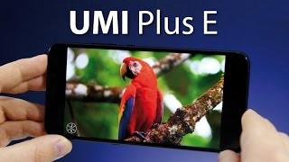 UMI Plus E - 6GB RAM y un Precio INCREIBLE