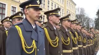 Молодые лейтенанты пополнили ВСУ