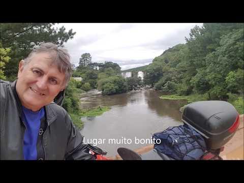 Viagem a Jaguariaiva pelo Sertão de Cima